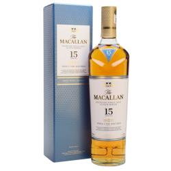 MACALLAN 15 TRIPLE CASK