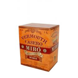 VERMUT BOX 5 L DE MIRO REUS (Cataluña)