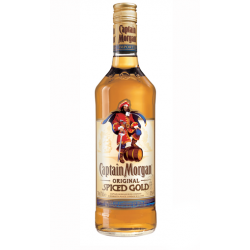 CAPTAIN MORGAN SPICED LITRO