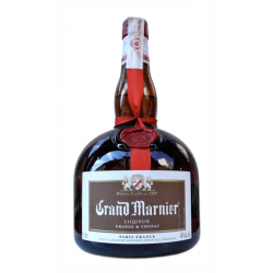 GRAND MARNIER ORANGE AND COGNAC LITRO